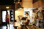 New York Style Open Kitchen