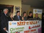 The Launch of the Keep It Kells Campaign - November 2011