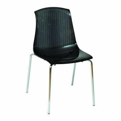 Adelaide Sidechair - black