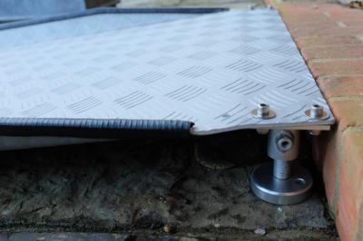 Adjustable Threshold Ramp 4 ft