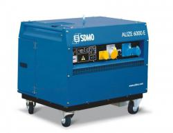 Featured product: SDMO Alize 6000E