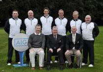 Rosapena Golf Club Senior Cup Team