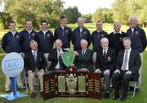 Clandeboye Barton Shield Winners