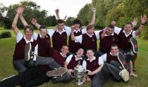 Ballybunion Golf Club Junior Cup Winners