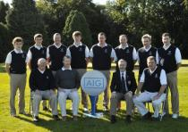 Westport Golf Club Junior Cup Team