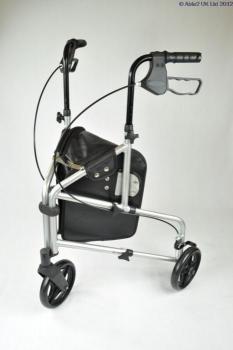 Compact Aluminium Tri Wheel
