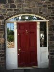 Arched Door 9