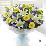 Baby Boy Hand-tied Bouquet Extra Large