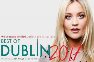 Hotpress' Dublin's Top Restaurants List 2017