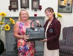 Lady Captain's Prize 2017 Winner Yvonne Sheahan