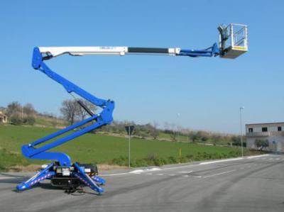 60ft Track Hoist