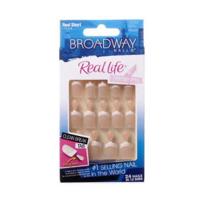 Broadway Nails Real Life - Peach