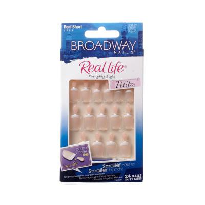 Broadway Nails Real Life Petite - Peach