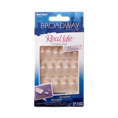 Broadway Nails Real Life Petite - Pink