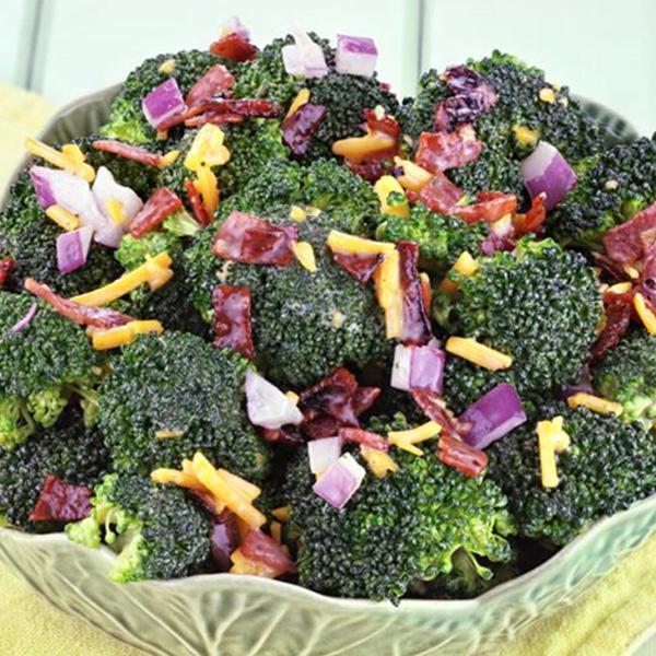 Win You Over Broccoli Salad