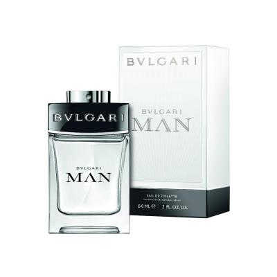 Bvlgari Man Eau De Toilette - 60ml