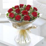 Heavenly Rose Hand-tied