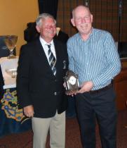 Past Captain's: Dave Byrne