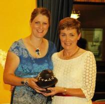 Winner Day 1: Ruth Kerrigan