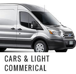 Cars & Light Commerical