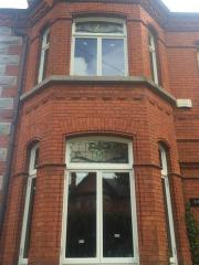 Casement Windows With Traditional Leaded Lights