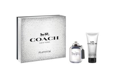 Coach for Men Platinum Eau De Parfum Gift Set