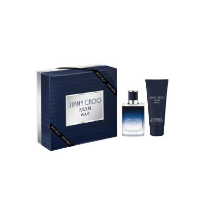 Jimmy Choo Man Blue Eau De Toilette Gift Set