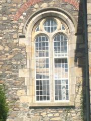 Church Window Restored