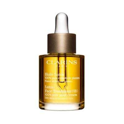 Clarins Santal Face Treatment Oil For Dry Skin ...