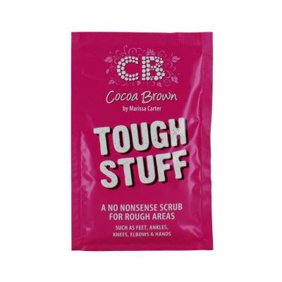 Cocoa Brown Tough Stuff Scrub Sachet - 50ml