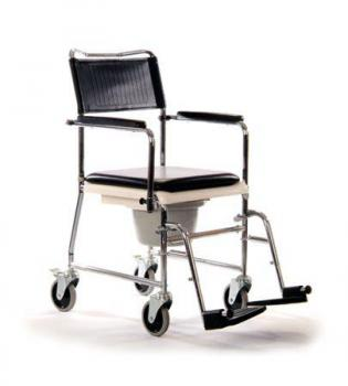 Commode-Wheelchair
