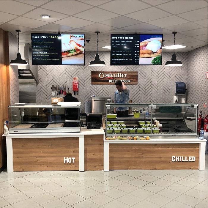 Costcutter Letterkenny - Anglo Irish Refrigeration