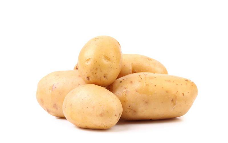 Organic White Potatoes