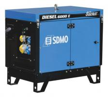 Featured product: SDMO Diesel 6000 E