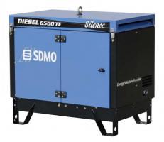 SDMO Diesel 6500TE