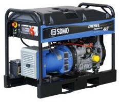 SDMO DIESEL 20000 TE XL AVR C
