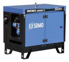 SDMO DIESEL 6000 E AVR