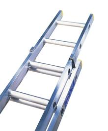 2 Section Trade Extension Ladder