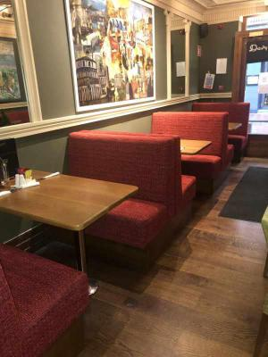 Seating Booths Davy