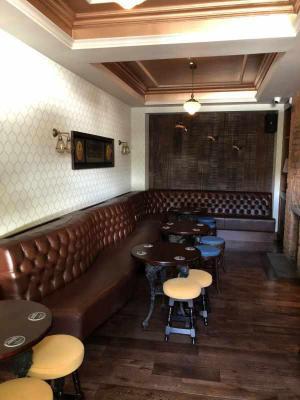 Seating The Coast Inn Bar 2