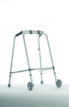 Coopers Folding Walking Frame with wheels