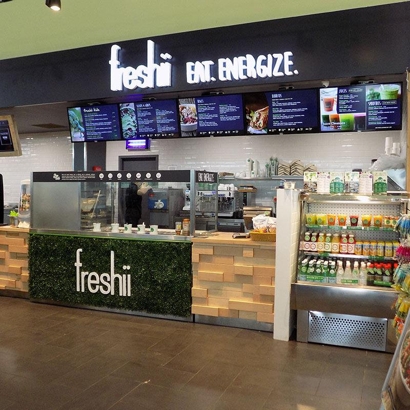 Freshii - Anglo Irish Refrigeration