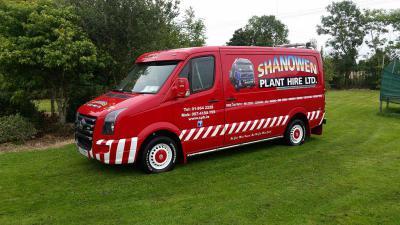 Shanowen Van