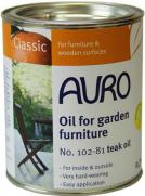 102 - Garden Furniture Oil