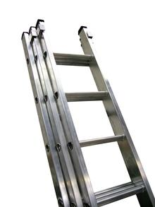 Professional Industrial Extension Ladder(1,2 & 3 Section)