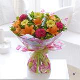 Summer Sunshine Hand-tied Bouquet