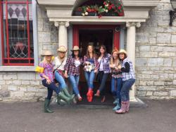 Hen Party August 2015