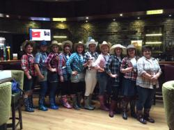 Hen Party October 2015