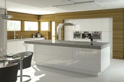 HG Snow Larch Venice Kitchen