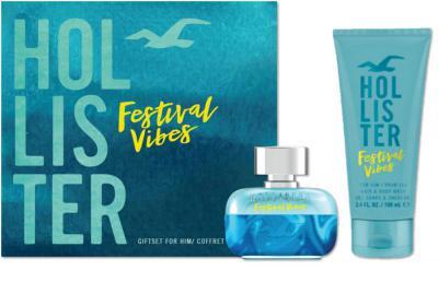 Hollister Festival Vibes for Him Eau De Toillette ...